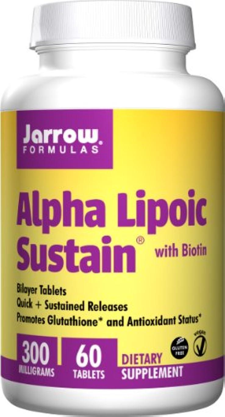 認める刺激する系統的アルファリポ酸300 60錠