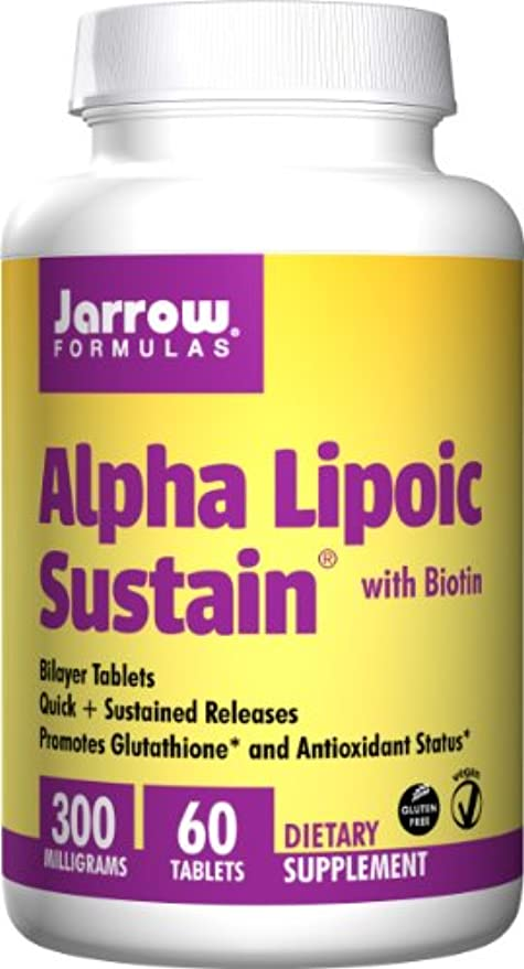 スーパー焦がす重々しいアルファリポ酸300 60錠