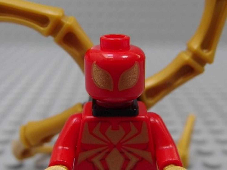 レゴ ミニフィグ【スーパーヒーローズ 193】 Iron Spider_A