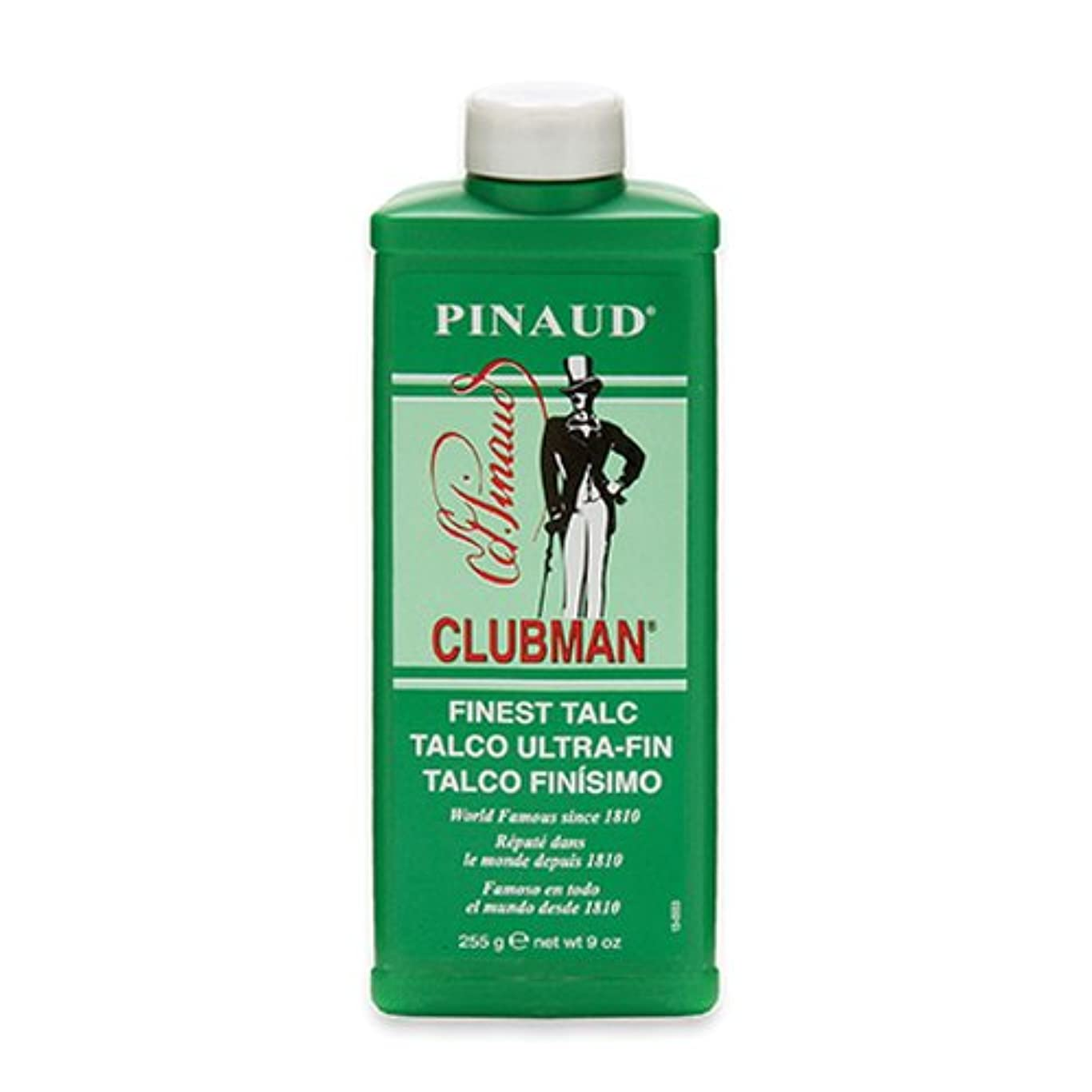(3 Pack) CLUBMAN Talc Original 9 oz (並行輸入品)