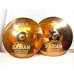 SABIAN セイビアン/ WILD900 14 HEAVY HIHAT SET
