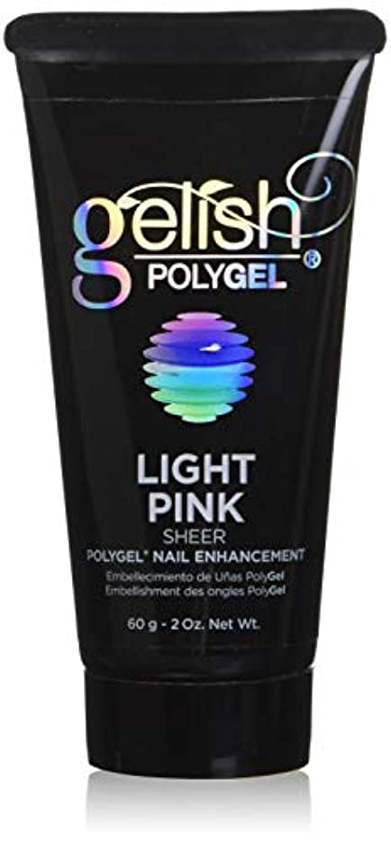 保存マティススカイHarmony Gelish Gel Polish - PolyGel - Light Pink - 60g / 2oz