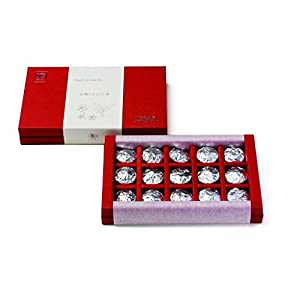 海東銘茶 有機 ジャスミン茶 ギフト 5g × 15個×6箱