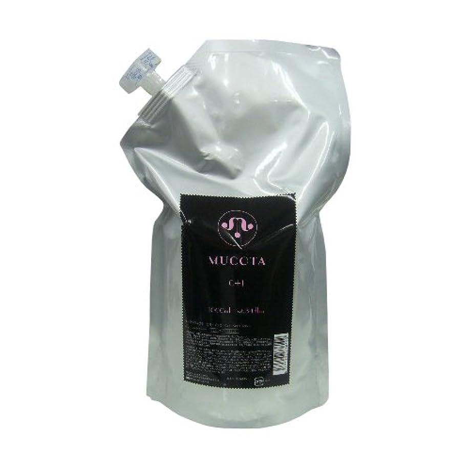 愛人有害な塩ムコタ ライブルミネスタ カラープラス C+1 1000mL 詰替え用