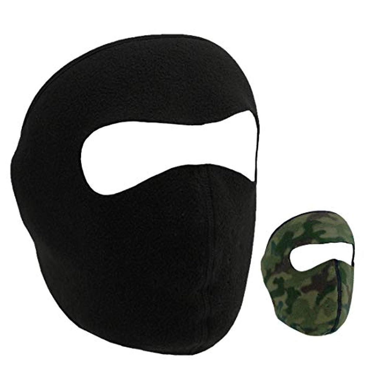 Airzir プレミアム3D通気性シームレスチューブフェイスマスク 防塵UV保護 Universal ブラック AIR-FM-PP
