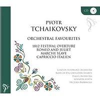Tchaikovsky: Orchestral Favour