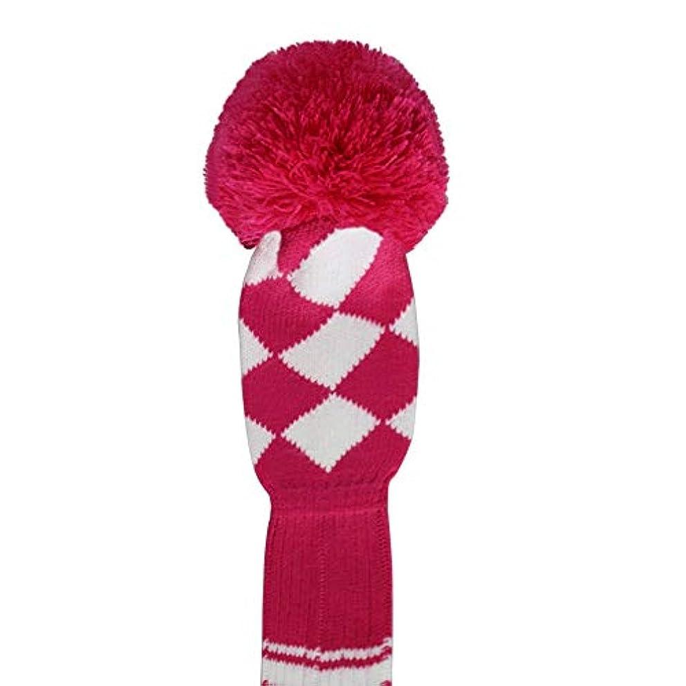 学ぶ安全などこにもゴルフ用品ゴルフ用品キックオフ木製帽子セット,Red