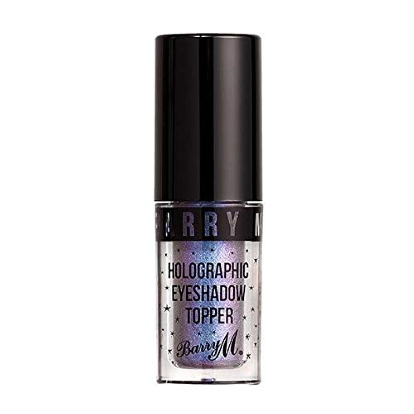 人道的完璧なパースブラックボロウ[Barry M ] バリーMホログラフィックアイトッパー - ルナ - Barry M Holographic Eye Topper - Luna [並行輸入品]