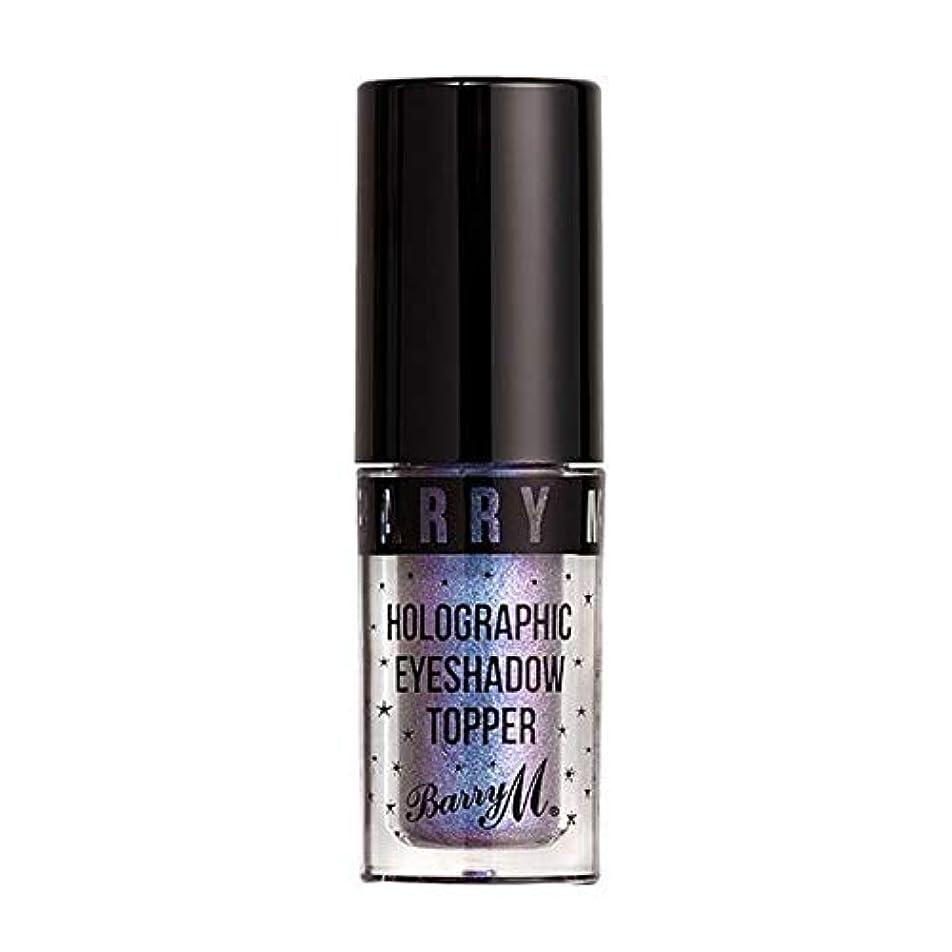 間に合わせ美人怠な[Barry M ] バリーMホログラフィックアイトッパー - ルナ - Barry M Holographic Eye Topper - Luna [並行輸入品]