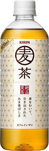 キリン 麦茶 600ml 1箱 24本