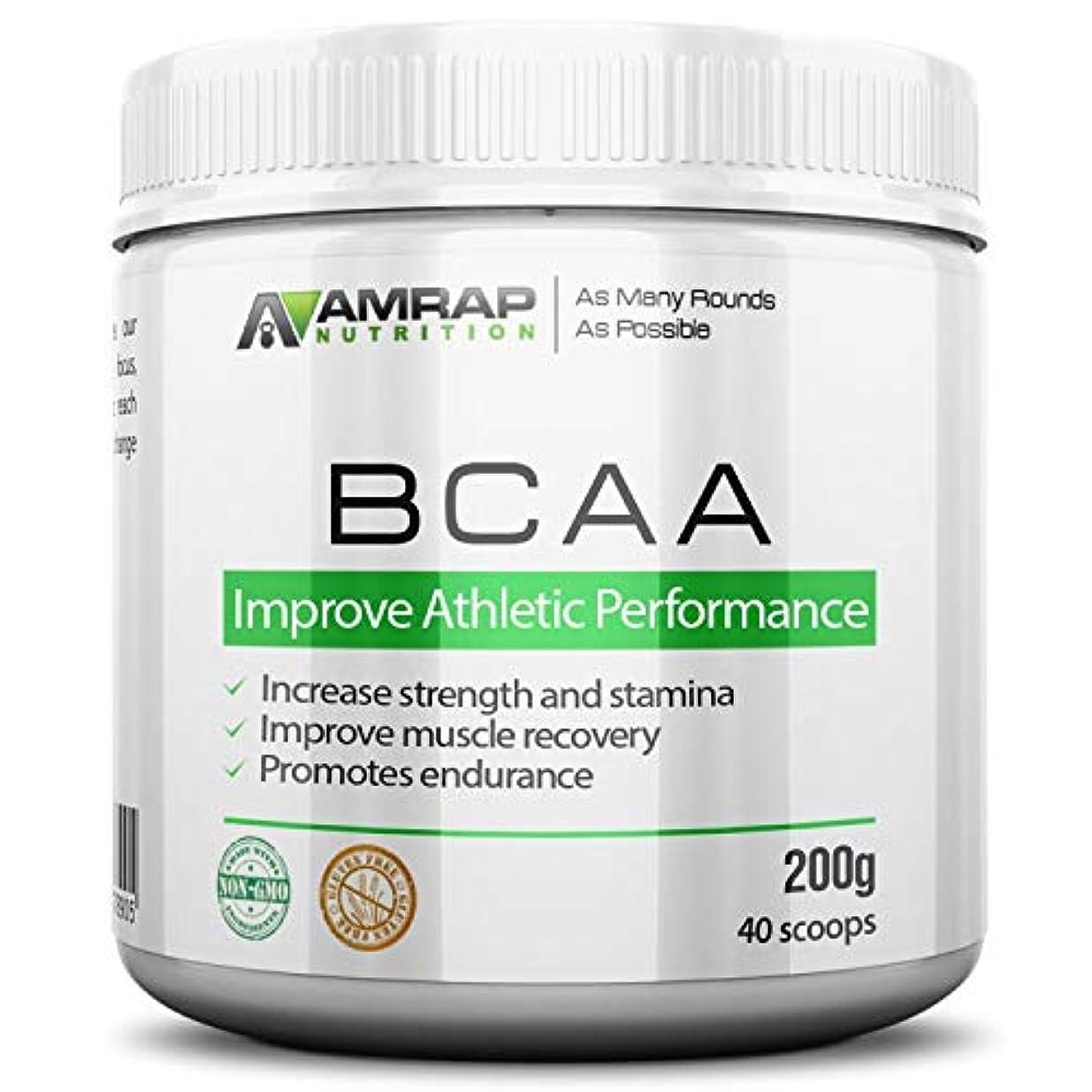税金それぞれ魔術師Pure BCAA Powder | AMRAP Nutrition - Branched Chain Amino Acid Recovery Powder by AMRAP Nutrition