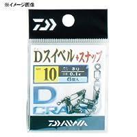 ダイワ(Daiwa) スイベル スナップ Dスイベル+スナップ 5 徳用 758161