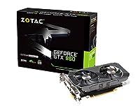 ZOTAC GeForce GTX 960 グラフィックスボード VD5645 ZTGTX96-2GD5R01