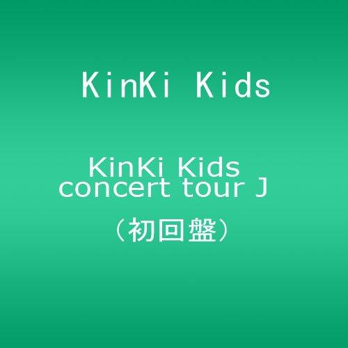 KinKi Kids concert tour J【初回盤】 [DVD]