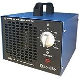 オゾン発生量5000mg 業務用オゾン脱臭器 オゾン発生器 空気清浄機 家庭用 自動車用 PSE認証
