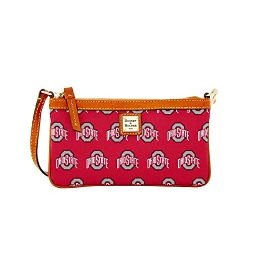 Dooney And Bourke Florida State Seminoles Largeスリムリストレット ? レッド