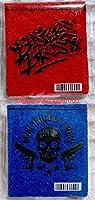 ヒプノシスマイク コロこっと おき上がりくっつきぬいぐるみ特典 CDジャケット風フェルトマグネット Buster Bros!!!&BAYSIDE M.T.C
