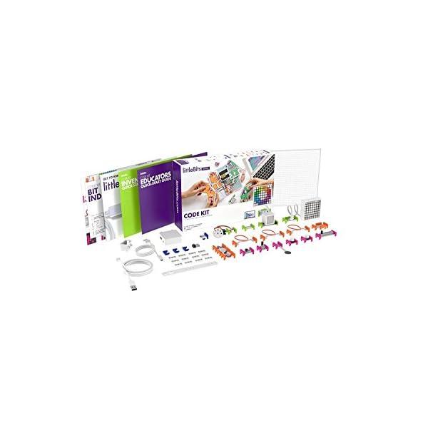 littleBits 電子工作 組み立てキット ...の商品画像
