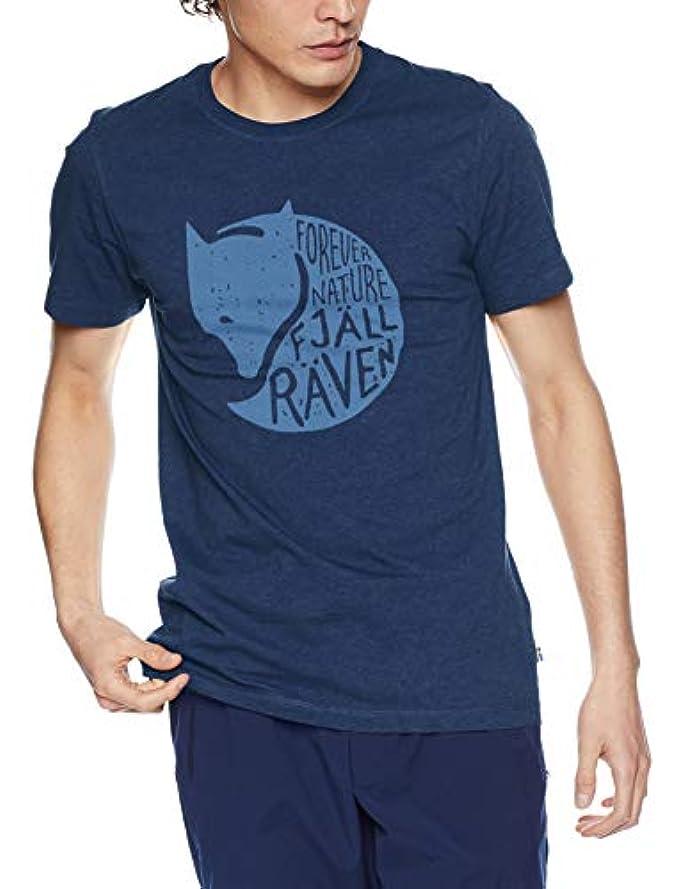 寄り添うカート歩行者[フェールラーベン] アウトドア 半袖Tシャツ Forever Nature T-Shirt M 81951 メンズ