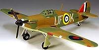 King & Country ロイヤルエアフォース RAF007 英国ハリケーンホーカー MK1 UFK ファイター 1:30スケール ミックスメディア