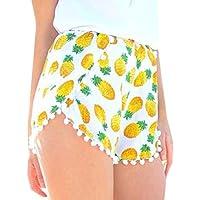 RkBaoye Sexy Casual Women's Beach Wear Mini Shorts Hot Pants