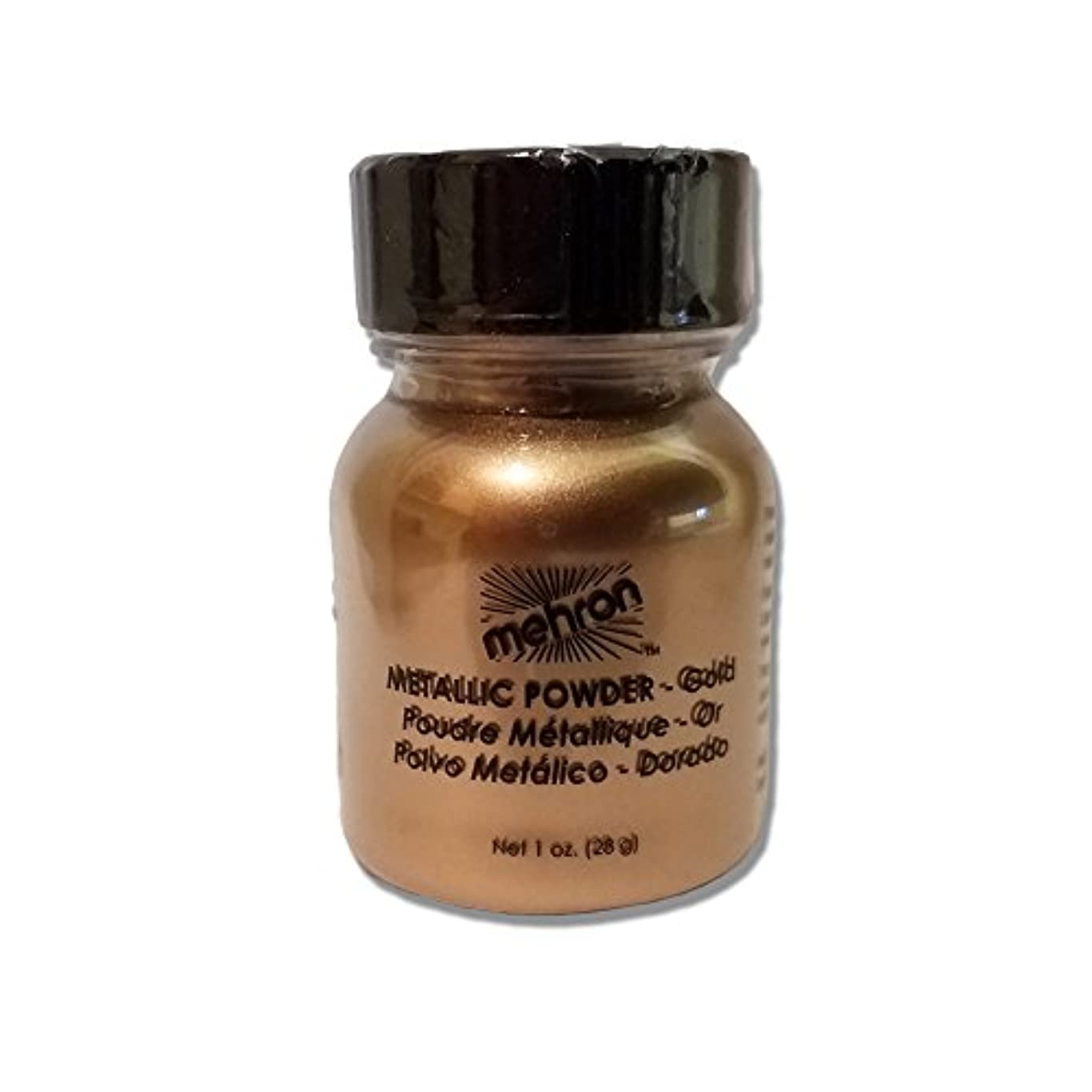 中古模索反論者mehron Metallic Powder - Gold (並行輸入品)