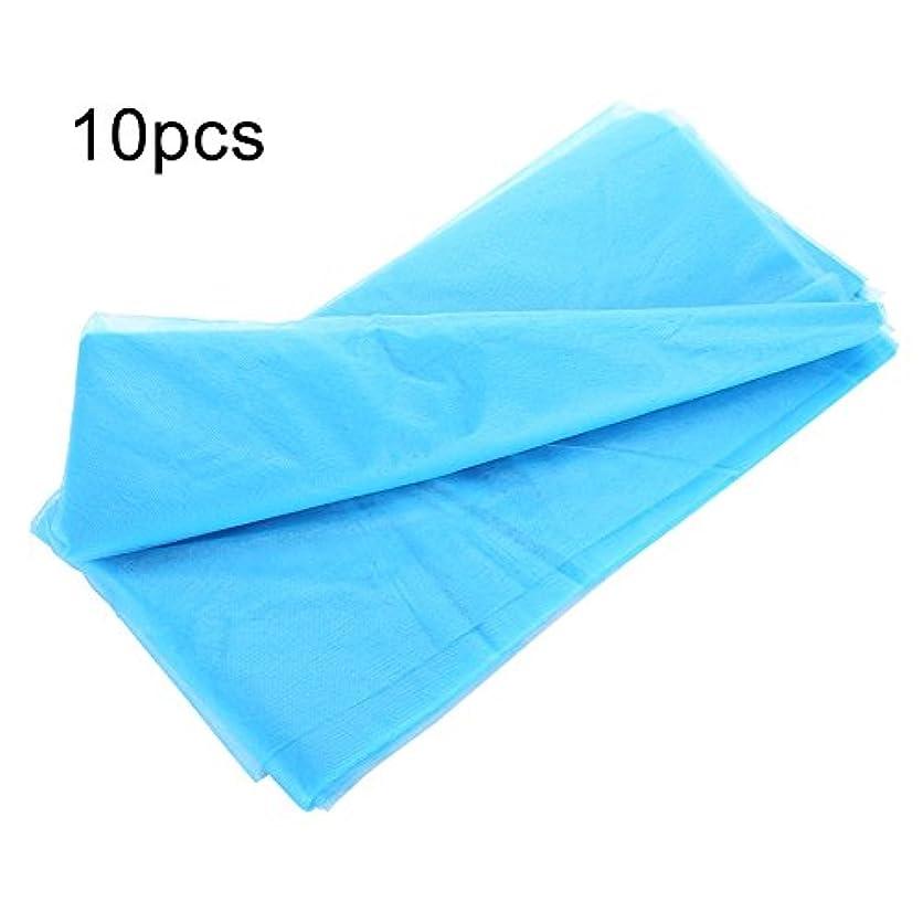 ナチュラル定期的ドライブ美容室、10pcs / bag Spaの使い捨て可能なシーツのためのSememeの非編まれた防水ベッドカバーの保護装置非編まれた防水防水オイル