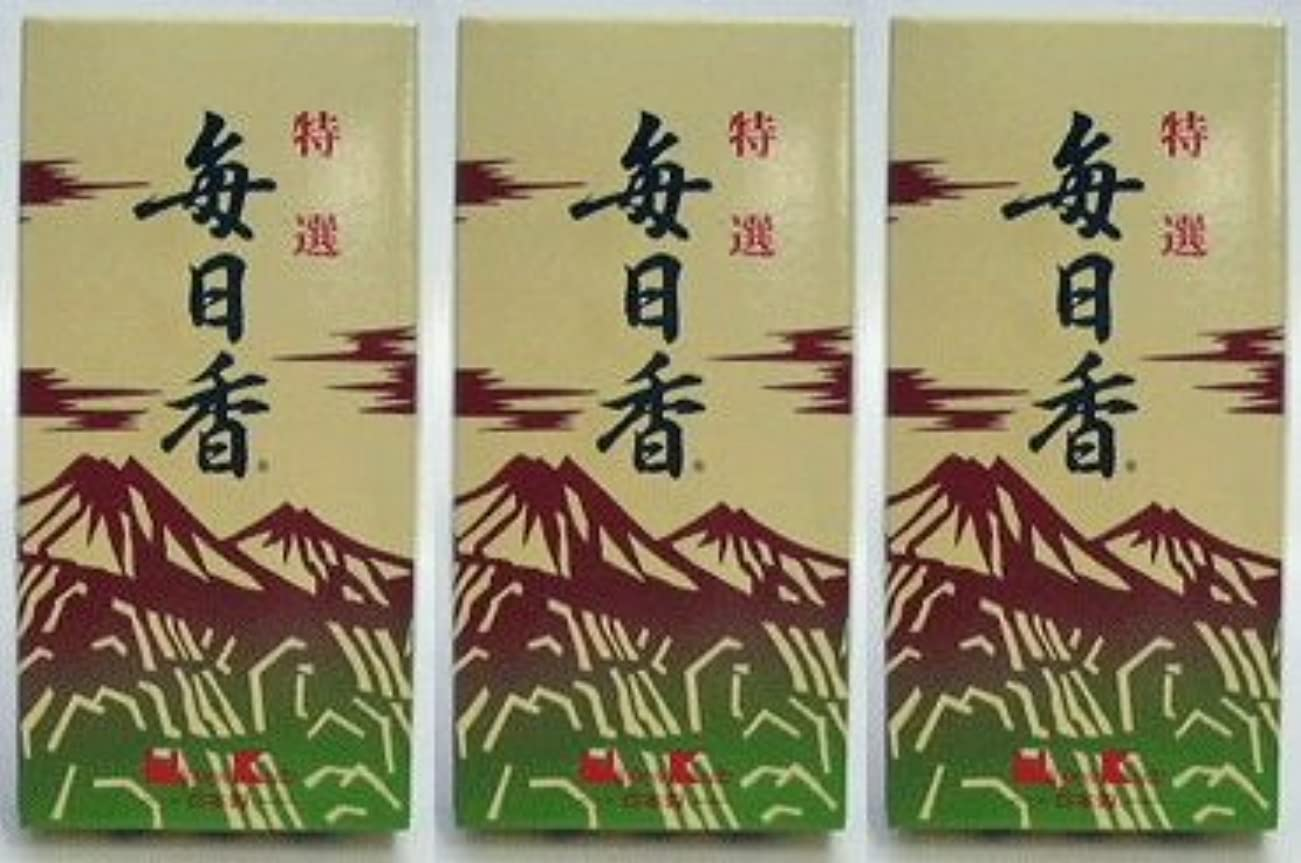 マルクス主義者要求する要求する日本香堂 特選毎日香 バラ詰 (3)
