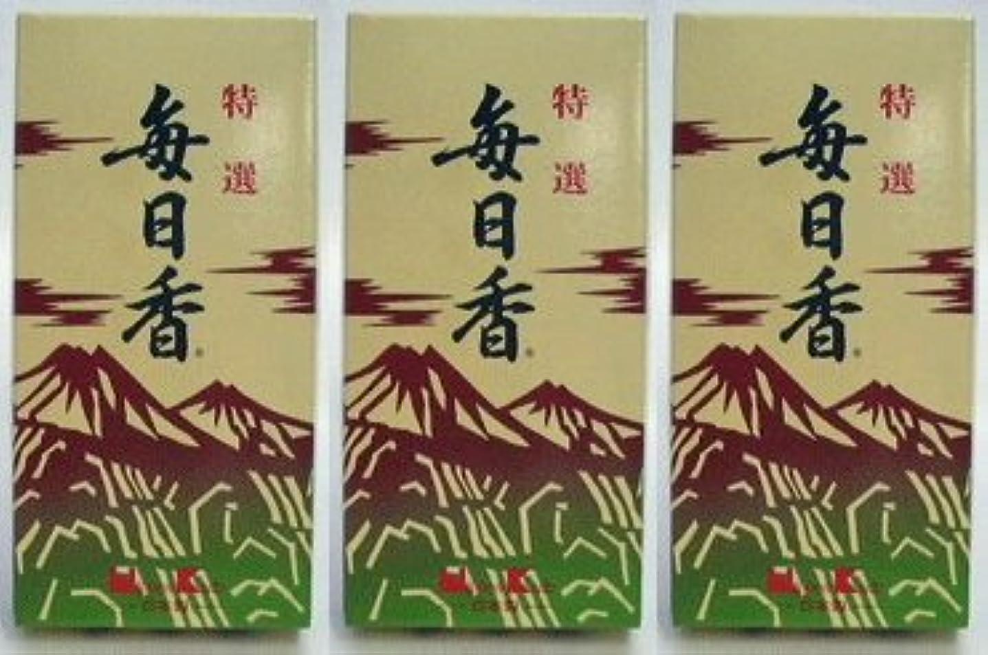 万歳部分的行商人日本香堂 特選毎日香 バラ詰 (3)