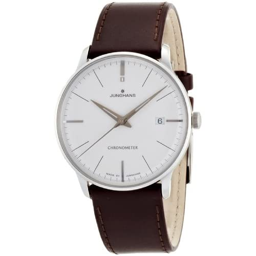 [ユンハンス]JUNGHANS 腕時計 自動巻き マイスター クロノメーター 027 4130 00 メンズ 【正規輸入品】