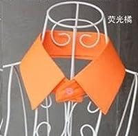 Gramist オリジナル 『蛍光カッター』・・・パーティー・店舗コスチューム用蛍光エリ (オレンジ)