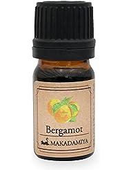 ベルガモット5ml 天然100%植物性 エッセンシャルオイル(精油) アロマオイル アロママッサージ aroma Bergamot