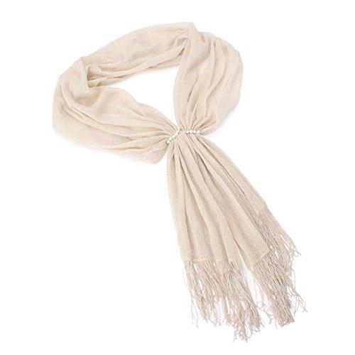 (クチュールブローチ) Couture Brooch ラメパールビジューストール 50908302 00 ゴールド(007)
