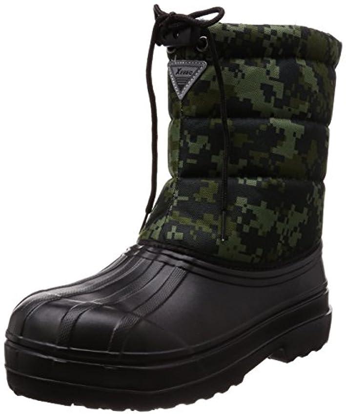 かろうじて奨励しますバッジ[ジーベック] EVA防寒ブーツ 85714 メンズ