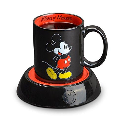 ディズニー [Disney] ミッキーマウス マグカップとマグカップウォーマー【並行輸入品】