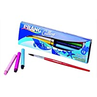 Prang 001311 Payons非毒性Water Soluble水彩クレヨンセットwith brush44 ; Assorted color44 ;セット – 12