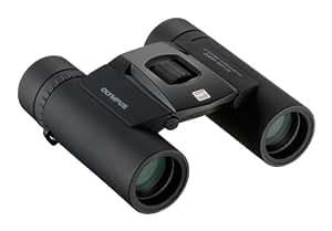 OLYMPUS 双眼鏡 10x25 小型軽量 防水 ブラック 10X25WP II BLK