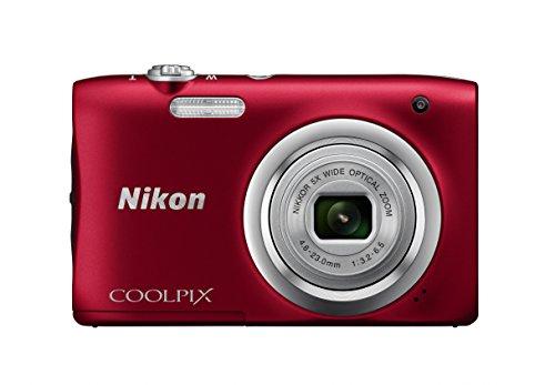 Nikon デジタルカメラ COOLPIX A100 光学5...