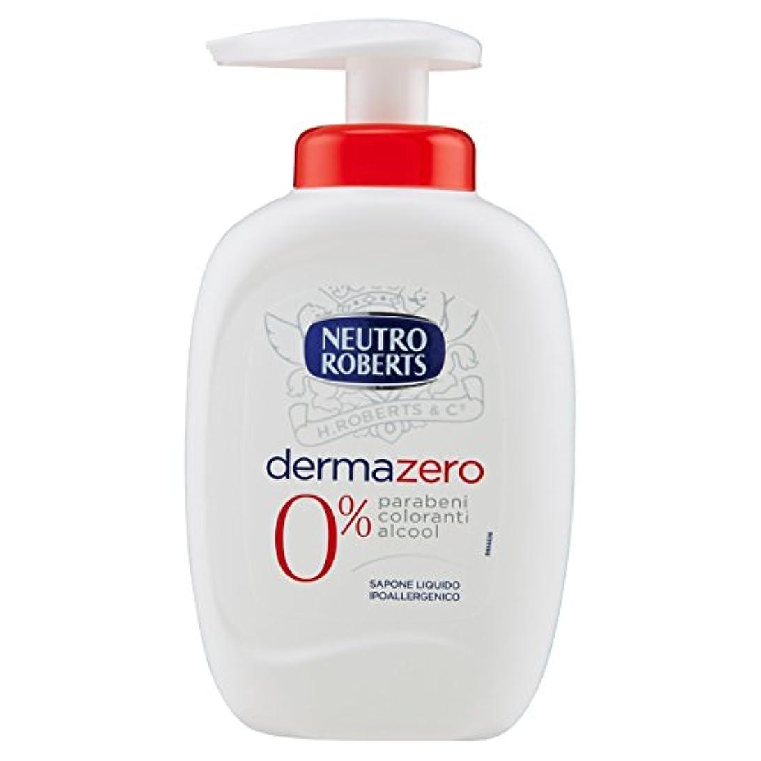 後ろにシティ蛇行Neutroroberts dermazero liquid soap