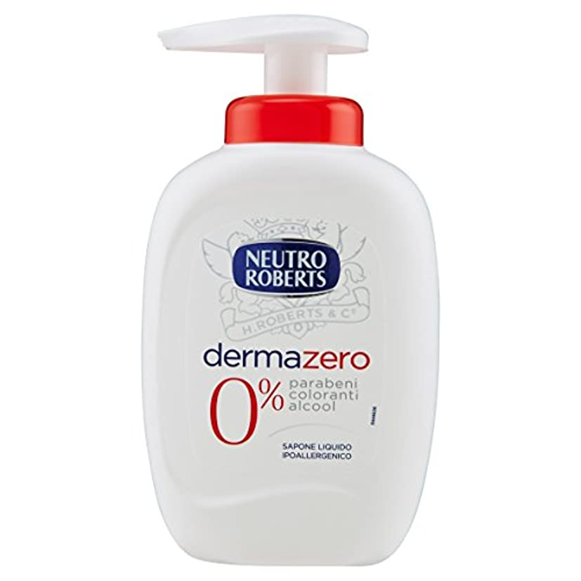 雷雨王位肥料Neutroroberts dermazero liquid soap