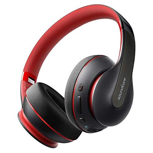 Anker Soundcore Life Q10(Bluetooth 5.0 オーバーイヤー型ヘッドホン)ハイレゾ対応(AUX接続時) / 最大60時間音楽再生 / USB-C充電/マイク内蔵/PSE認証済