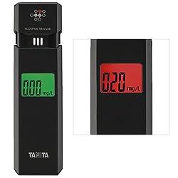 TANITA アルコールセンサー HC-310-BK HC-310-BK
