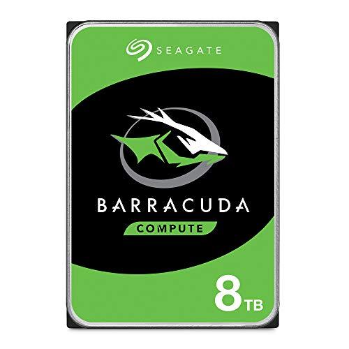 """『Seagate BarraCuda 3.5"""" 8TB 内蔵ハードディスク HDD 2年保証 6Gb/s 256MB 5400rpm 正規代理店品 ST8000DM004』の1枚目の画像"""