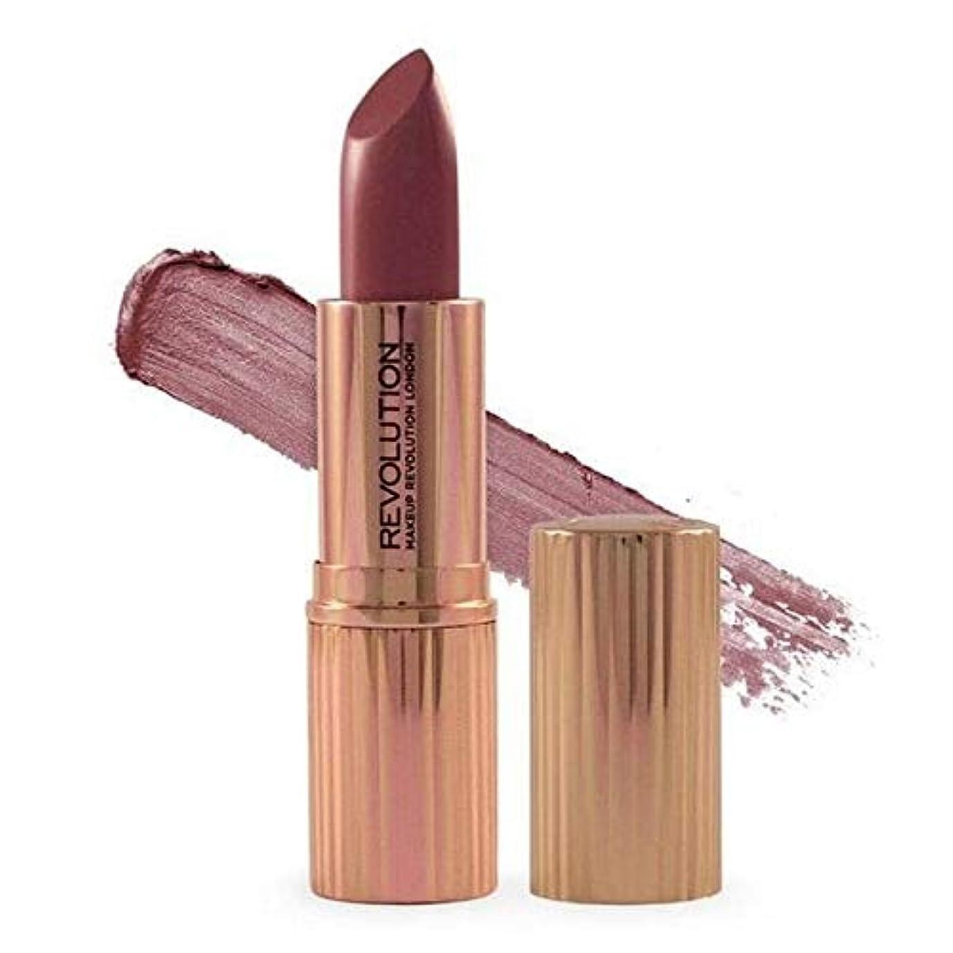飼い慣らす行為おもしろい[Revolution ] 革命のルネサンス口紅更新 - Revolution Renaissance Lipstick Renew [並行輸入品]