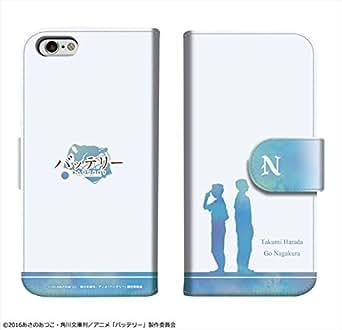 バッテリー ダイアリースマホケース for iPhone6/6s 01