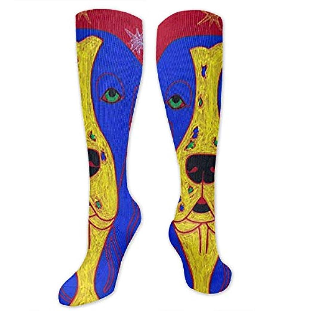 ダイアクリティカル左スペシャリスト靴下,ストッキング,野生のジョーカー,実際,秋の本質,冬必須,サマーウェア&RBXAA Pop Art Dog Springer Spaniel Socks Women's Winter Cotton Long Tube...