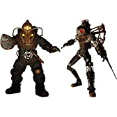 "NECA バイオショック2 7インチ アクションフィギュア/Bioshock 7"" Action Figure Series2 全2種セット"