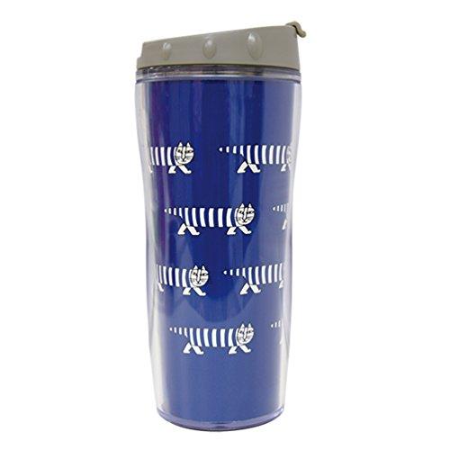三好製作所 リサラーソン プラスチックタンブラー350 ブルー*ブルー BT-617 1コ入