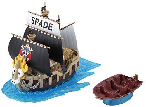 偉大なる船コレクション ワンピース 12 スペード海賊団の海賊船 バンダイ