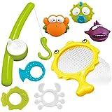 Rad子供 赤ちゃんの水のおもちゃかわいい楽しい釣りプール風呂のおもちゃ子供のためのピックアップスプレー知育玩具ギフト